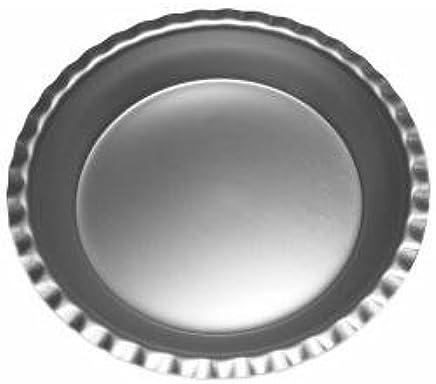 Preisvergleich für Cynthia Barcomi Kitchenware Pie-Teller antihaft silber Aluminium antihaft rund
