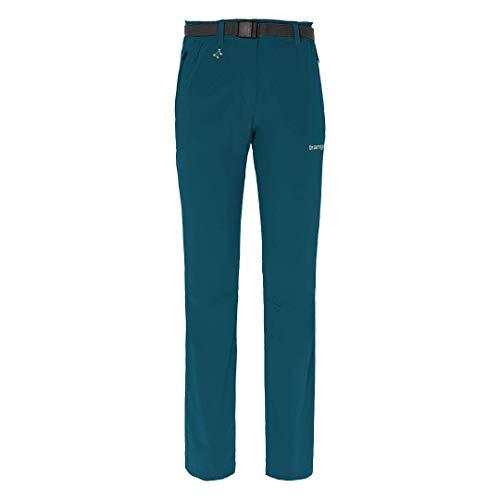 Trangoworld Deba Pantalon pour Femme XL Bleu