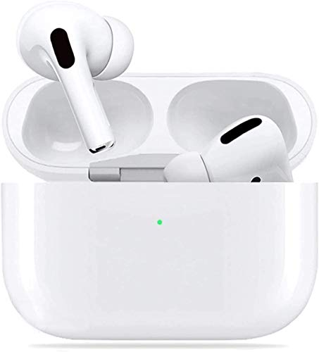 Wireless Earbuds Headphones Bluetooth 5.0 Ear Buds Built in Mic in Noise Cancelling Earphones with Charging Case Touch Control Sport Headsets in-Ear Headphones for iPhone/Android/Apple Earbuds