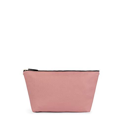 Tous Kaos Shock Rever - Organizador de bolso para Mujer, Multicolor (Antique/Rosa/Natural) 30 x 24 x 14 cm