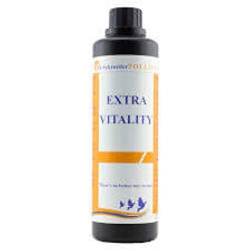 Tollisan - Complejo vitaminico Extra Vitality Ideal en epoca de cria para Palomas 500 ml