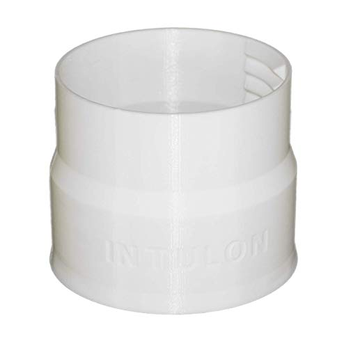 intulon Portable A/C AC Air Conditioner Exhaust Hose Coupler/Reducer 6 to 5.5 inch Tubes 5.5CPL6CPL