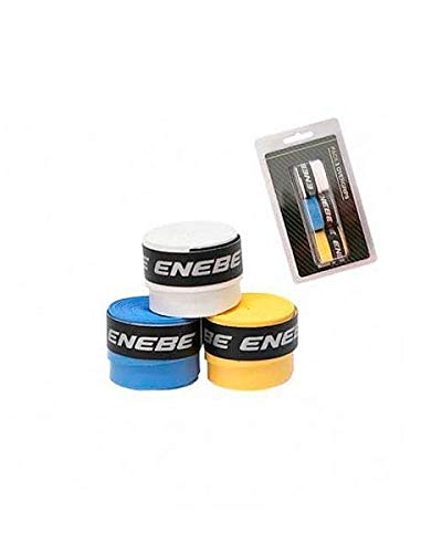 Enebe Pack 3 OVERGRIPS Multicolor