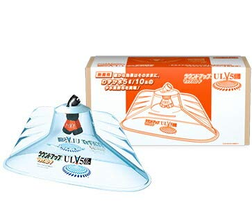ヤマホ工業 人力用・バッテリー動噴用 ラウンドノズル ULV5セット ラウンドアップマックスロード専用