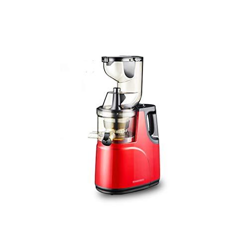 JYDQM Lento Juicer Frutta Verdura Bassa velocità Lentamente estrattore di Succo di Frutta spremiagrumi Bere Macchina for la casa