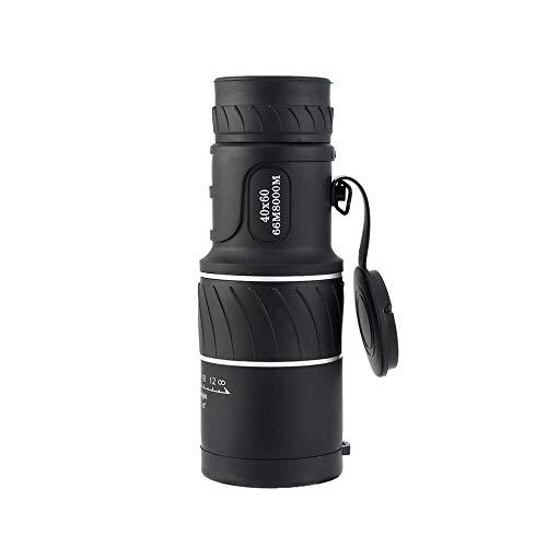 professional L L Telescope Panda Day & Night Vision 40 × 60 HD Optical Monocular Hunting Camping Hiking Outdoors…