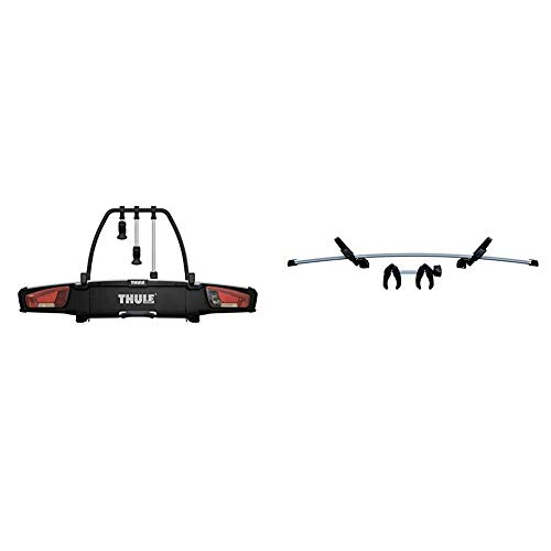 Thule 938100 Velospace XT Fahrradadapter + Thule 939000 VeloSpace XT, 3 Fahrräder