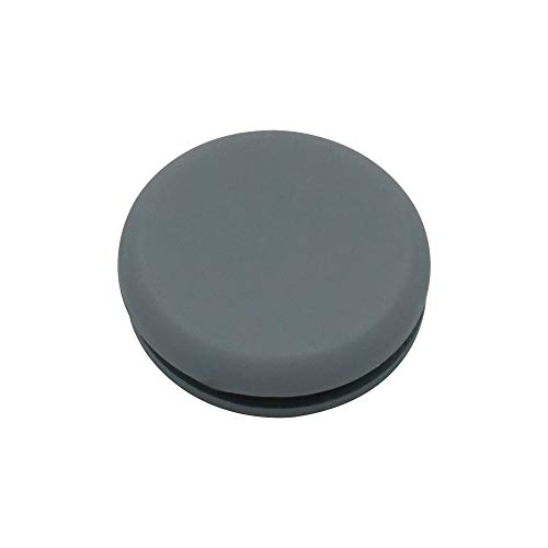 Tampa de polegar Gam3Gear analógica para Nintendo New 3DS XL LL Gray