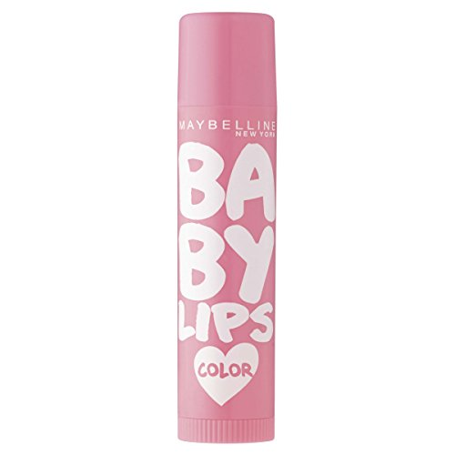 Maybelline Baby Lips Loves Colour Lip Balm - Pink Lolita,4g