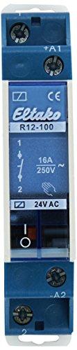 Eltako Schaltrelais, R12-100-24V, AC [Energieklasse A]
