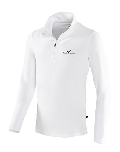 Black Crevice Herren Fleece Skirolli Skirolli Skirolli, Weiß (White - White / black), XXL (Herstellergröße: 56)