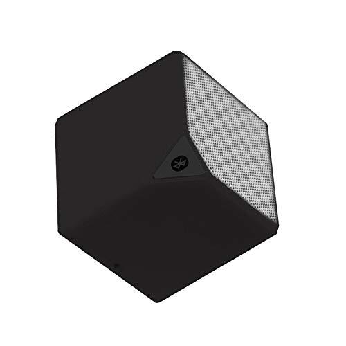 Altavoz Bluetooth Rubik's Cube pequeño bloque altavoz cubo de agua tarjeta de regalo Bluetooth audio negro