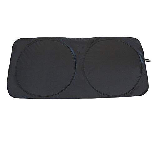 Yg-ct Frente Plata 150x70cm la sombrilla del coche solar reflectante Windowshield Parasol coche Protector Solar rayos UV bloque protector