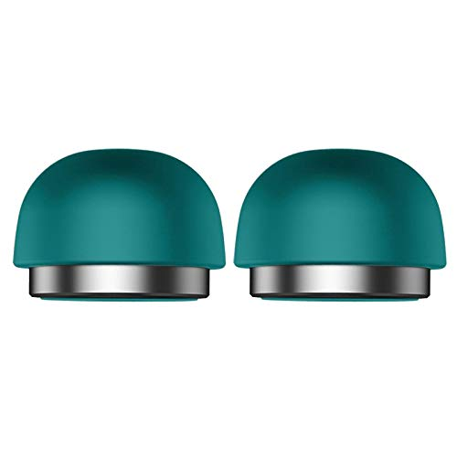 D DOLITY 1 Pair Laptop Stand Magnetic Portable Cooling Pad for Computer Laptop Cool Balls - Green
