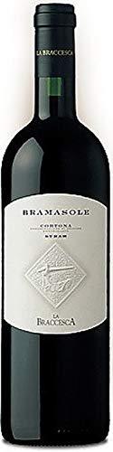 Syrah Cortona Bramasole - 2010-6 x 0,75 lt. - Tenuta La Braccesca
