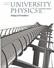 Sears & Zemanskys University Physics With Modern Physics - 11th edition [HC,2005]
