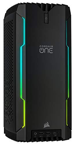 Corsair ONE a100 Compact Gaming PC - AMD Ryzen 9 3900X CPU - NVIDIA GeForce RTX 2080 Super Graphics - 32GB CORSAIR Vengeance LPX DDR4 Memory