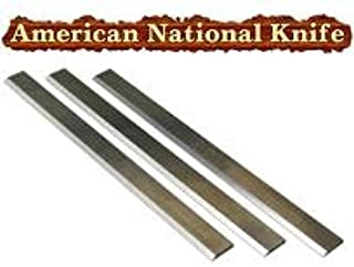 """15 x 1 x 1/8 HSS Planer Blades - Delta, Jet, Grizzly, Powermatic, Woodtek, Most 15"""" Imports - Set of 3."""
