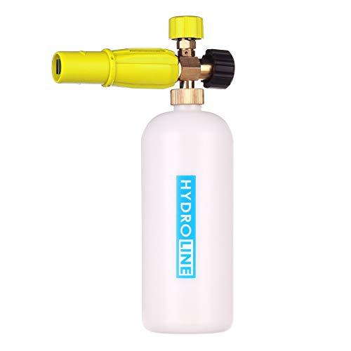 Hydroline - Lanza de espuma de alta presión para limpiador de alta presión Karcher HD HDS M22
