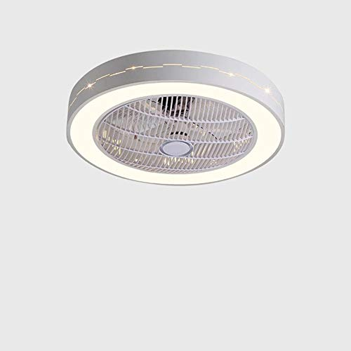 LOVE-HOME LED Ventilateur Lampe de Plafond Chambre Chambre Enfant Étude Salon Lampe 220 V [Classe énergétique A ++],B