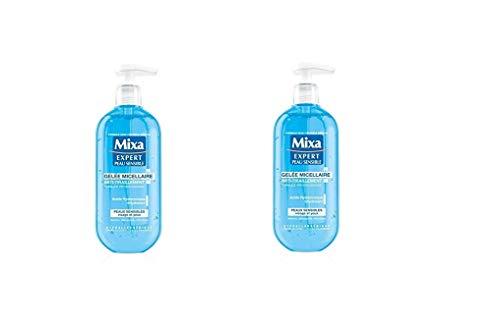 Mixa Expert Pflegegel für sensible Haut, 200 ml, 2 Stück