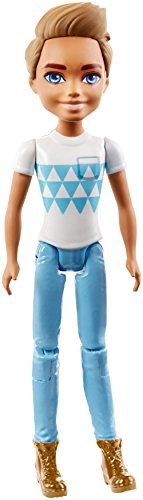 Barbie Mini Deluxe Boy Doll, Blonde