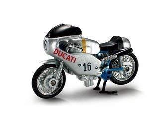 New-Ray Toys Ducati 750 Imola (1972) Modèle Moulé Moto