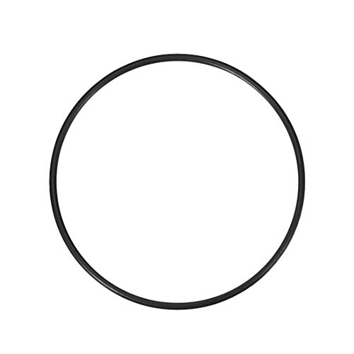 sourcing map O-Ringe Nitrilkautschuk 150mm x 160mm x 5mm Dichtungsringe Dichtung schwarz DE de