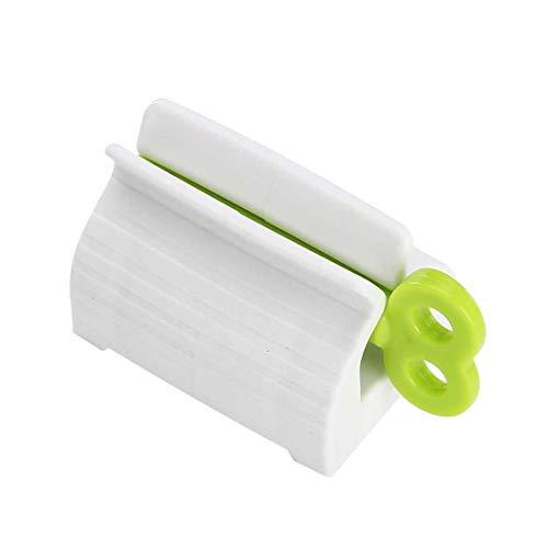 Desconocido Tubo rodante exprimidor de Pasta de Dientes/baño plástico Crema Tubo exprimidor dispensador