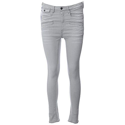 G Star Raw Davin Low Boyfriend-Jeans für Damen Gr. 26W x 32L, Weiß lackiert
