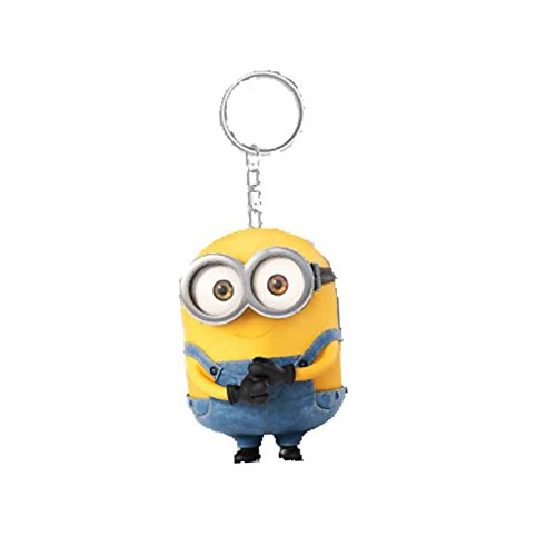 Genuine Despicable Me Minions 'Bob' Banane duftender 3D-Schlüsselanhänger