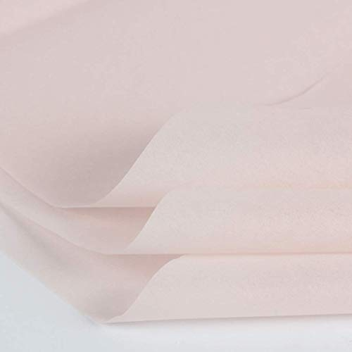 ZXL Cadeau-boeket Sydney, eenkleurig, doorschijnend, bloemenpatroon, verpakkingsmateriaal uit papier, handgemaakt, 50 x 75 cm, festival (kleur: #5)