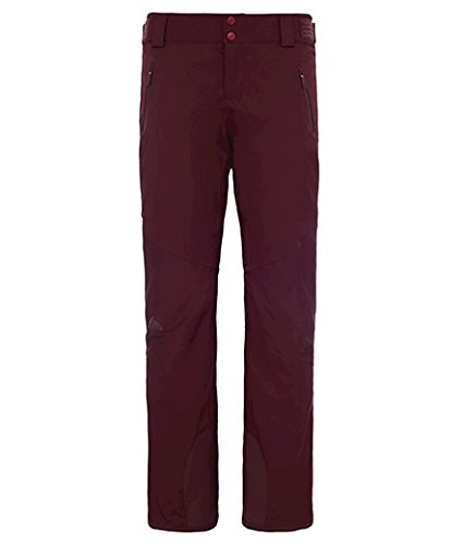 The North Face Damen Hose W Ravina, Rot (Deep Garnet Red), S