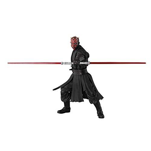 Star Wars Darth Maul (Episode I) - 5.9in PVC Figure Figure Character Figuarts Modell-Dekoration Für Kinder Und Anime Collector