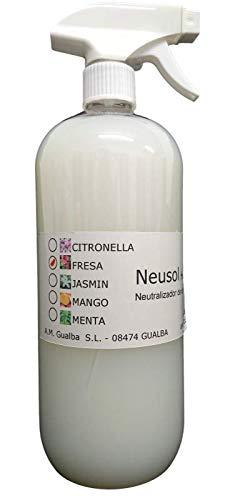 Neusol Home Fresa 1L. Ambientador. Neutralizador de olores. Liquido.