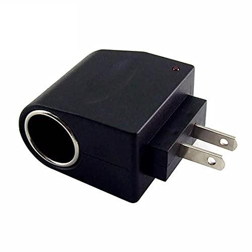 RUMUI AC 220V a DC 12V UE EE. UU. Enchufe convertidor Cargador Toma de Corriente del automóvil Reemplazo del Adaptador Accesorios para automóviles