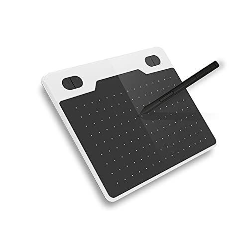 Festnight Tableta Grafische Ultralight de 6 pulgadas T503 Niveaus Digitale Tekening Tablet con tabletas de dibujo de gráficos de pluma
