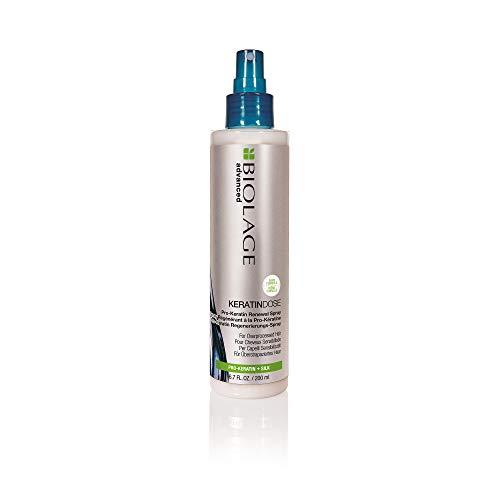 Biolage Keratine Dose Spray pour Cheveux Abîmés 200 ml