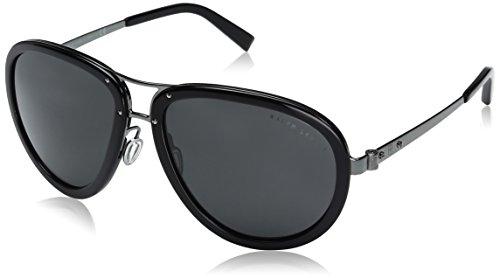 Ralph Lauren 0Rl7053 Gafas de sol, Dark Gunmetal, 59 Unisex