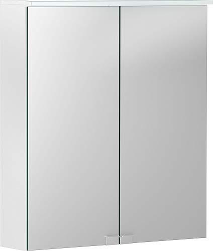 Keramag KG Option Spiegelschrank Basic 600x675x140m, Korpus Weiß