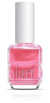 duri Nail Polish 768 Shimmer Reef Rouge Pink Metallic Shimmer,Opaque 0.5 fl.oz.
