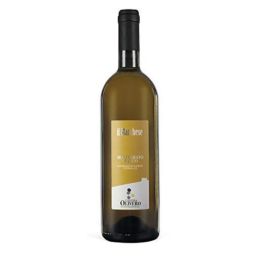Vino Bianco Arneis - Cantina Olivero - Confini del Gusto - 3 bottiglie