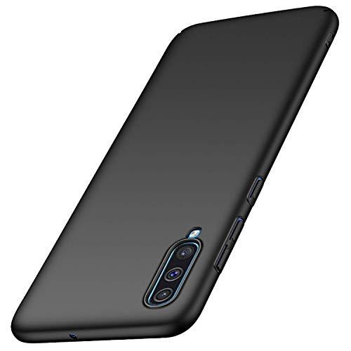 TQCS Hoes voor Samsung Galaxy A70 Ultradunne lichte matte telefoonhoes eenvoudige stootvaste krasbestendige beschermhoes compatibel met Samsung Galaxy A70