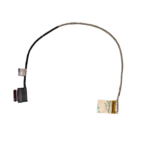 GinTai LVDS LCD Video Screen Cable Replacement for Toshiba Satellite C55-C5270 C55-C5268 C55-C5300 C55-C5390 C55-C5379 C55-C5380 C55-C5241, 30 Pin