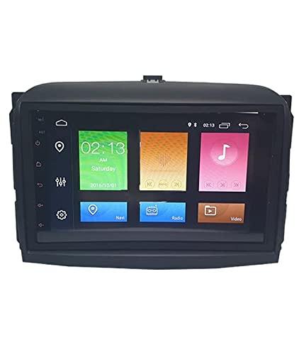 ESTOCK1 ANDROID 10.0 autoradio navigatore per Fiat 500L 2012-2017 wi-fi GPS 7' USB WI-FI Bluetooth Mirrorlink color CAR TABLET wi-fi radio 500L