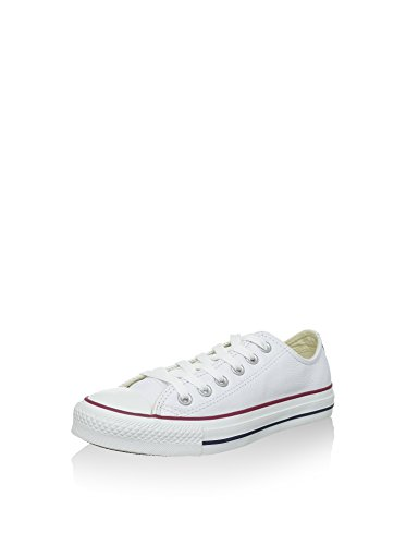 Converse Unisex-Erwachsene Chuck Tailor All Star Sneaker, Weiß (Blanc), 44 EU