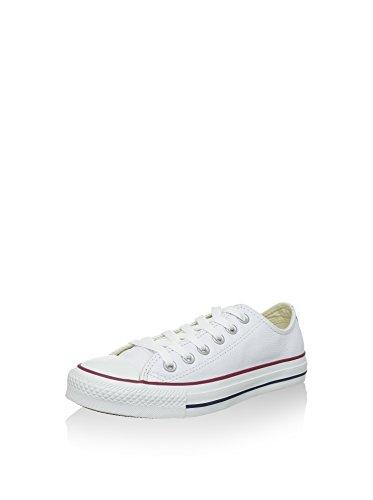 Converse Converse Unisex-Erwachsene Chuck Tailor All Star Sneaker, Weiß (Blanc), 41 EU
