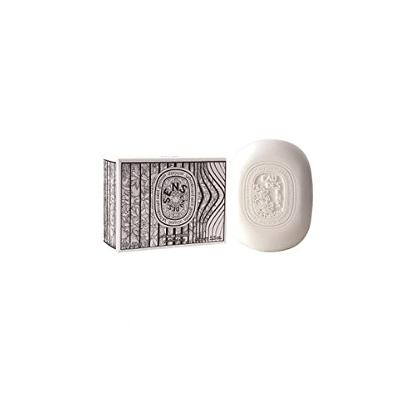 導出東噂Diptyque Eau Des Sens Soap 150g (Pack of 2) - Diptyqueのオーデは石鹸の150グラムをSens (x2) [並行輸入品]