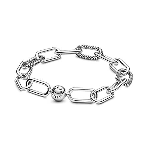 Pandora Pulsera Me, 23 cm, Metal precioso., No aplicable,