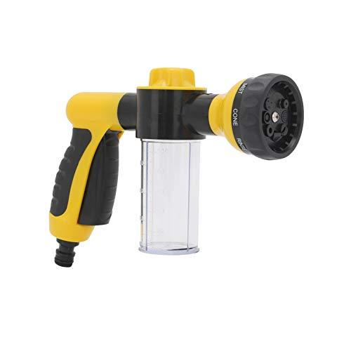 YORKING Garden Foam Sprayer Hose Foam Nozzle Soap Dispenser Gun...